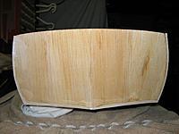 Name: stern after bottom sheeting 102511.jpg Views: 308 Size: 133.5 KB Description: