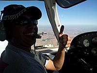 Name: 20120225_145037.jpg Views: 73 Size: 142.9 KB Description: Goofing off en route to Tucson