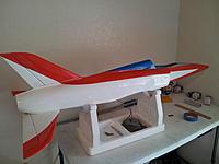 Name: 20120422_123111.jpg Views: 50 Size: 147.9 KB Description: Active Project --- Mike Balog --- Super Sniper XL90