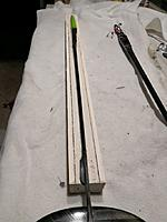 Name: IMG_20180624_190707.jpg Views: 94 Size: 78.9 KB Description: All aligned - had to cut the back of the mould at the stab location so I could leave the fin on