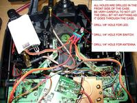 Name: Assan Hack 09.jpg Views: 1514 Size: 139.8 KB Description: Drill the antenna, switch and LED holes