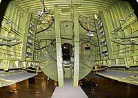 Name: B-26 Bomb bay interior.JPG