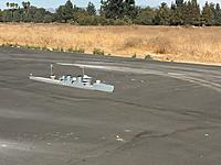 Name: Hakaze side.JPG Views: 64 Size: 1.59 MB Description: She is 11 feet long