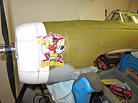 Name: P-47 fuselage finished 2013-02-23 003.jpg