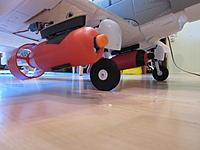 Name: Skyraider pylon 2013-08-25 004.jpg Views: 71 Size: 114.1 KB Description: Hobby Lobby bomb load
