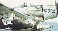 Name: A-1H_VA-25_CVA-41bomb (700x373).jpg Views: 56 Size: 65.5 KB Description: For reference