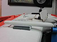 Name: Mini gun pod 2014-01-10 002.jpg Views: 44 Size: 94.2 KB Description: Here it is finished with a machine gun LED inside.