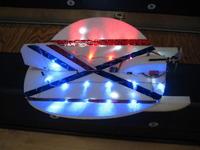 Name: lights on Snowball 11-08 001.jpg Views: 165 Size: 65.8 KB Description: LED lights on a Snowball
