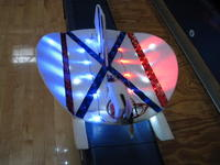 Name: lights on Snowball 11-08 002.jpg Views: 129 Size: 72.0 KB Description: Blue and red on top.  White on the bottom