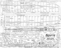 Plan for Spirit 2M sailplane - RC Groups