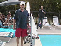 Name: Boat Dolly4.jpg Views: 274 Size: 269.7 KB Description: Use the ladder handles to carry the dolly through tight spaces.