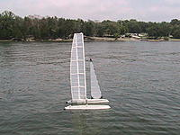 Name: Wing sail on lake 2.jpg Views: 495 Size: 244.8 KB Description: Waiting on the wind, it was 101 degrees in Tenn. today.