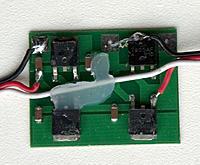 Name: BEC.jpg Views: 265 Size: 266.4 KB Description: BEC circuit (has separate heatsink). 7805AF chips.