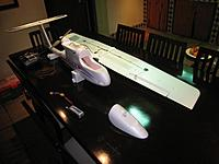 Name: 001 (Custom).jpg Views: 209 Size: 100.3 KB Description: Unassembled. Wing is glued in one piece.