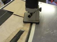 Name: P1010005.jpg Views: 1081 Size: 100.3 KB Description: trimmer to trim down end grain balsa at LE