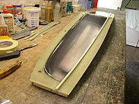Name: P1010015.jpg Views: 483 Size: 259.8 KB Description: Excess flange cut off and ready to start the bottom mold.