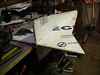 Name: RIMG0010.jpg Views: 262 Size: 183.8 KB Description: Lower front fuse glued to wing front/nose.