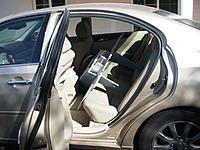 Name: F15LDoor.jpg Views: 734 Size: 204.0 KB Description: F-15 in backseat of standard sedan.