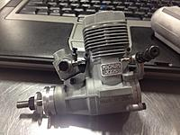 EXCELLENT MAGNUM XLS 46 Two Stroke RC Engine with muffler - RC Groups