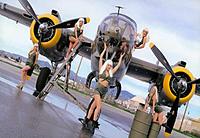 Name: S4-TantalizingTakeoffs025-NorthAmerican-B-25-TheSwedishBikiniTeam.jpg Views: 467 Size: 43.8 KB Description: