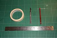 Name: IMG_5505.JPG Views: 218 Size: 332.4 KB Description: A3 cutting mat Pencil  Scalpel Rule masking tape