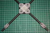 Name: IMG_5533.JPG Views: 273 Size: 324.1 KB Description: Drill out holes. I used a 1.5mm pilot bit, then 3mm, freehand with the Dremel.