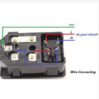 Iec Wire Diagram - Wiring Diagram All Iec Fuse With Switch Wiring Diagram on