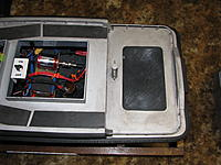 """Name: 000- NI photo's -9.jpg Views: 19 Size: 1.99 MB Description: My answer for when I want to stop playing and put the boat back on the table. Battery comes out and goes back in the """"LIPO Safe"""" bag, before I leave for home!!"""