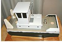 Name: 1.24  Truckable  hull half painted #1.jpg