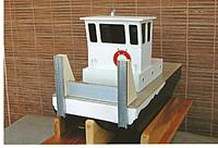 Name: 1.24  Truckable  hull half painted #2.jpg