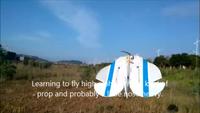 Name: Snapshot 1 (9-22-2021 4-35 PM).png Views: 14 Size: 134.4 KB Description: Scratchbuilt foamy RET EPP flatplate delta. 2212 1400kv motor, 800mah 3S lipo, 8 inch prop. Learning to fly high alpha.