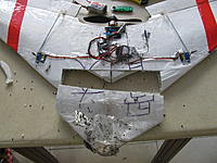 Name: IMG_0325.jpg Views: 152 Size: 217.5 KB Description: rc foam BoneYard 2 flying wing repaired with 9mm EPP and laminate