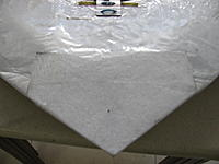 Name: IMG_0327.jpg Views: 124 Size: 109.2 KB Description: rc foam BoneYard 2 flying wing repaired with 9mm EPP and laminate