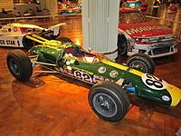 Name: IMG_0126.jpg Views: 46 Size: 284.7 KB Description: Henry Ford Museum, Jim Clark's 1965 Lotus-Ford Indy 500 Winner