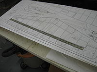 """Name: IMG_1754.JPG Views: 92 Size: 414.6 KB Description: That's a 3' ruler on the stab! It's 40"""" long"""