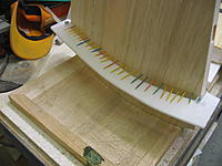 Name: IMG_1909.JPG Views: 55 Size: 425.9 KB Description: Making my airfoil for the wing saddle