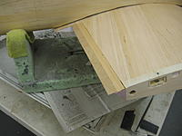 """Name: IMG_1918.JPG Views: 37 Size: 383.0 KB Description: 1/64"""" ply gap covers glued in flush with the wing skin"""
