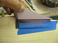 Name: IMG_1915.JPG Views: 31 Size: 389.3 KB Description: Sanding LE shape into sweep piece