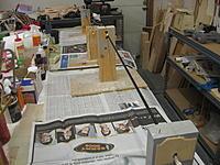 Name: IMG_1901.JPG Views: 59 Size: 493.4 KB Description: Arrow shafts set up on rotisserie