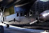 Name: AC-119K Stinger 52-5911 Langley AFB March 1971.jpg Views: 165 Size: 240.9 KB Description: Showing one Stinger setup