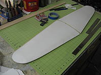 Name: IMG_1616.JPG Views: 121 Size: 403.6 KB Description: LE shaped and ready for final sanding