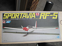 Kyosho Sportavia RF-5 motor glider kit 4 SALE or TRADE - RC Groups