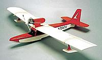 I like the HERR 1/2A kits, but this one may need to be structurally beefed up a bit. This will not be one of my first few builds, but I do like the idea of having at least one seaplane.