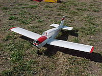 Although I really like this kit, it will not be one of my first builds. I suspect it may need some slight structural modifications to be a durable R/C model. I will fit it with a Norvel .061 or .074....depending upon how heavy when finished