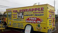 Name: 2012-07-16_09-35-52_373.jpg Views: 75 Size: 186.6 KB Description: The Orajet vehicle material was material left over from the wrap for the Mr. Pineapple truck.