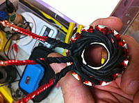 Name: IMG_0072.jpg Views: 102 Size: 156.6 KB Description: 4025, 12N8P, 3 strands 0.8mm, (130 degree centigrade), 10 turns delta
