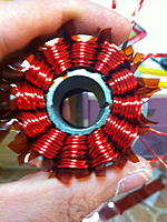 Name: IMG_0071.jpg Views: 143 Size: 244.5 KB Description: 4025, 12N8P, 3 turns of 0.8mm wire, 10 turns delta, Kv 930