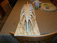 Name: Lob. boat #2 010.jpg Views: 121 Size: 271.7 KB Description: View of planking looking aft.