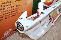 Name: IMG_4622.jpg Views: 623 Size: 199.9 KB Description: Pre-installed brushless motor and esc.