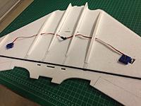 Name: IMG_6349.jpg Views: 32 Size: 83.8 KB Description: Glue aileron servos in place